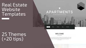 Real Estate Website Templates Cool 48 Best Real Estate Website WP Templates 48 Proven Tips