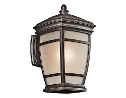 McAdams Outdoor Wall  Light RZ - Kichler exterior lighting