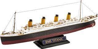 Revell Geschenkset R.M.S. Titanic 2 Modelle - Playpolis