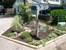 landscaping around mailbox post. Landscaping Around Mailbox Post O