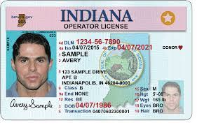 Store Online Indiana Drivers Notes X In Documents Buy Licence Fake -