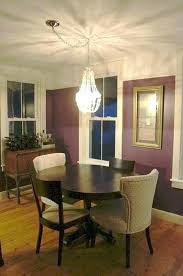 55 images of swag chandelier over dining table doubtful chandeliers round should interiors 54