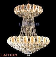 laiting d70cm murano glass lotus flower chandelier gold led living room de cristal lustre lighting lt lotus flower chandelier19