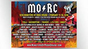 2018 tesla lineup. fine tesla def leppardu0027s rick allen joins lineup of 2018 monsters rock cruise intended tesla n
