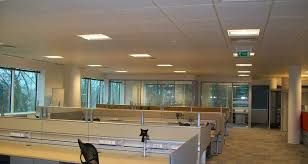 software company office. View Image; Open Plan Office Area With Ceiling Ventilation Software Company