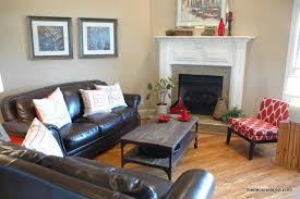 living room corner furniture designs how to arrange furniture in a room with a corner fireplace