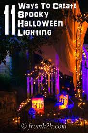Best 25+ Outdoor halloween parties ideas on Pinterest | Diy outdoor  halloween decorations, DIY samhain activities and Glow