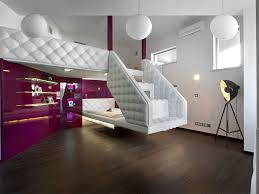 attic master bedroom. bedroom modern loft master for adult with white and purple interior decorating ideas plus ceiling lamp stairs attic color scaffold boards as