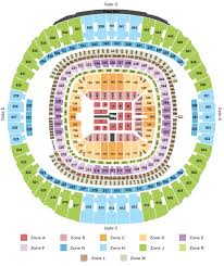 Wrestlemania Superdome Seating Chart Wwe Raw New Orleans Tickets Trampoline Park Little Rock Ar