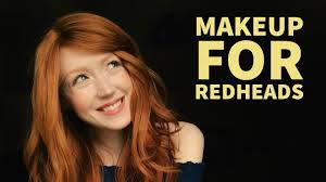 makeup for redheads everyday favorites