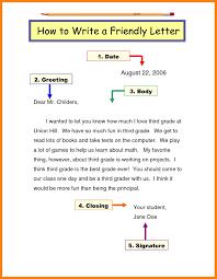 Friendly Letter Format 24 friendly letter format example st columbaretreat house 1