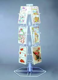 Wooden Greeting Card Display Stand Greeting Card Display Stands Cardboard Wooden Counter Stand Wire 86