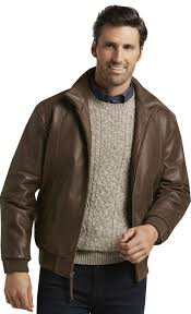 amusing brown leather jacket men s jackets er outerwear jos a jacket womens canada for your