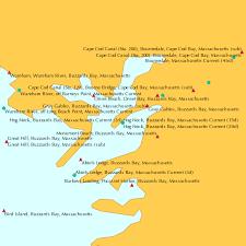 Hog Neck Buzzards Bay Massachusetts Current 28d Predictions
