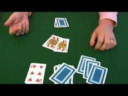 Flip over a fourth card as you would flip a card when not at 'war'. War Card Game How To Play The War Card Game With 2 Players Youtube