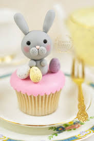 Sugar Paste Cake Decorating Create A Cute Gum Paste Edible Easter Bunny With This Tutorial