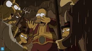 Watch The Simpsons Season 18 Episode 4 U2013 Treehouse Of Horror XVII Treehouse Of Horror Episode