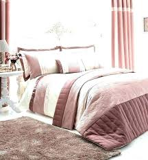 blush pink comforter set king bedding sets and grey self twin xl