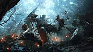 God of War 4K Live Wallpaper ...
