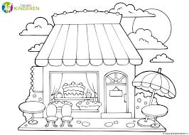 12 Eenvoudig Kleurplaat Huis Bouwen Werkbladen En Kleurplaten