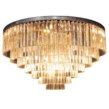 timothy oulton odeon large 7 ring chandelier natural lighting accessories
