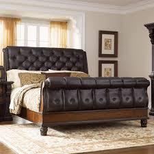 Nice Fairmont Designs Grand Estates Queen Sleigh Bed   Item Number: C7002 63+64
