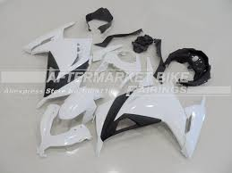 161 92 buy here complete motorcycle unpainted abs fairing kit