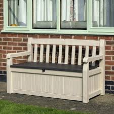 outside storage bench rubbermaid outdoor patio storage garden bench patio storage bench dark platinum patio storage