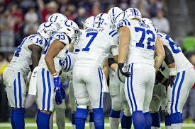 Colts Week 14 Depth Chart Stampede Blue