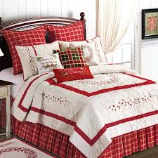 Gracewood Hollow Homer Red and White Cotton Quilt (Shams Not ... & Gracewood Hollow Homer Red and White Cotton Quilt (Shams Not Included) Adamdwight.com