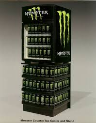 Monster Energy Drink Vending Machine Magnificent Monster Energy Drink Bar For Our Wedding Monster Pinterest