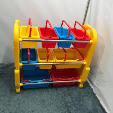 Đồ Cũ Cho Bé - Đồ dùng em bé thanh lý - Kệ đựng đồ chơi...