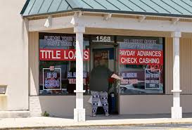 Federal Lawmakers Look To Take Payday Loan Rates From 400