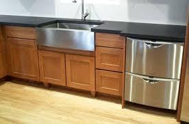 KRAUS 30 Inch Farmhouse Single Bowl Stainless Steel Kitchen Sink Farmhouse Stainless Steel Kitchen Sink