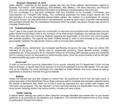 executive summary format for project report green emotion project project results social acceptance