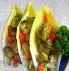 broccoli endive boats