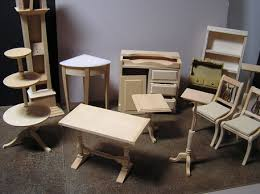 unfinished dollhouse furniture. Picture Unfinished Dollhouse Furniture A