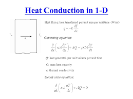 mech300h introduction to finite element methods ppt thermal conduction convection heat transfer calculations equation of heat