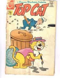 bronze age ic charlton ics top cat vol 1 number 1 november