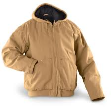 Light Jacket For Work Outdoor Outfitters Hooded Work Jacket Light Tan 161499