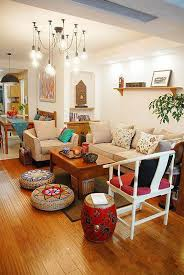 modern living room color ideas living room with pops of color from goodies weve picked up while