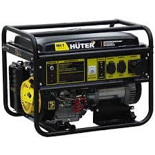 <b>Бензиновый генератор Huter DY9500LX</b>: купить в Москве, цена