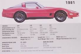 1981 corvette engine specs corvette get image about wiring help 1981 l82 mystery solved corvette forum