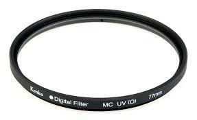 ультрафиолетовый <b>фильтр Kenko MC UV</b> 77mm по низким ...