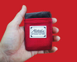 Matador Outdoor Kitchen Ckie Product Of The Week Matador Pocket Blanket Yanko Design