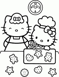 Hello Kitty Coloring Page 14531868 Hello Kitty Party