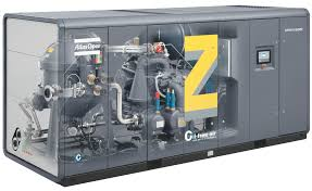 rotary screw air compressor for sale. zr and zt rotary screw tooth oil-free air compressors are available as full feature package with compressor for sale p
