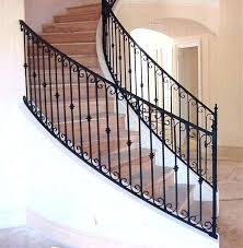 wrought iron indoor furniture. Incredible Wrought Iron Indoor Railing Custom Furniture For Interior Stair Railings