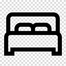 Bed Size Computer Icons Bedroom Hotel Flat Bedroom Bed