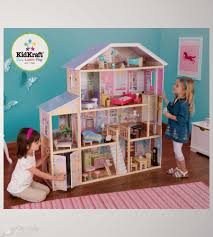 Decorating: Lovely Kidkraft Majestic Mansion Dollhouse 65252 For ...
